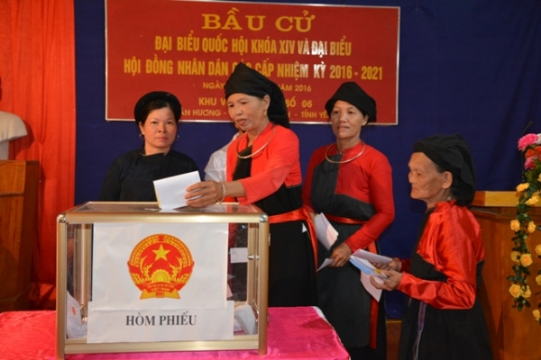 The Vietnamese State for human rights and the right of the peoples to self-determination