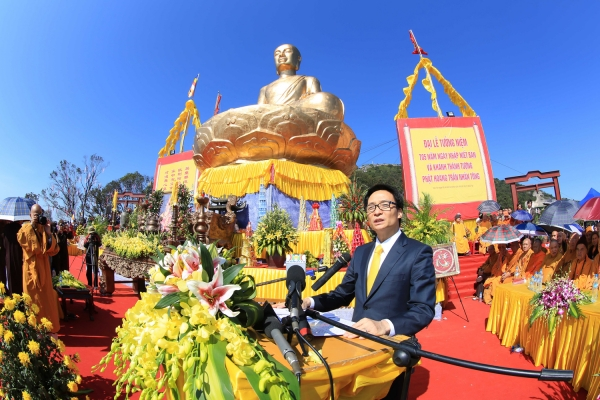 Religious policies in the socialist law-ruled State of Vietnam