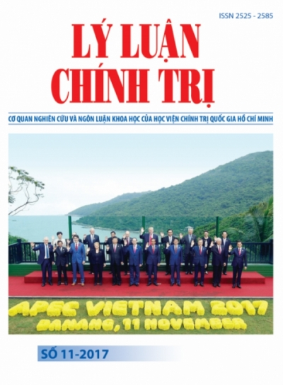 Political Theory Journal (Vietnamese Version) Issue No 11-2017