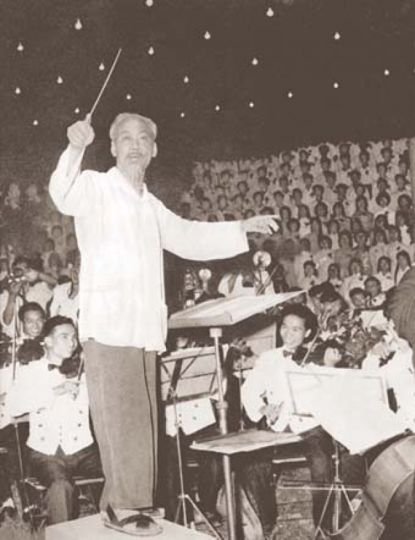 Ho Chi Minh - the eminent culturist of Vietnam