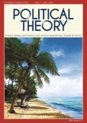 Political Theory Journal Vol 11, December, 2016