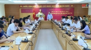 """Scientific seminar: """"Improve efficiency of governance and public administration in Ha Tinh Province"""""""