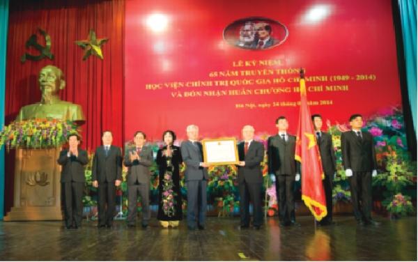 Democratically seeking breakthrough in development of the Academy