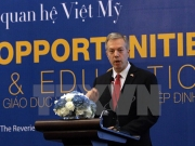 Vietnam - U.S. relations: 20 years' journey and prospects