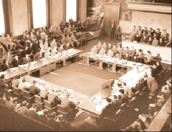 The Geneva Conference Lessons In Terms Of National Interests