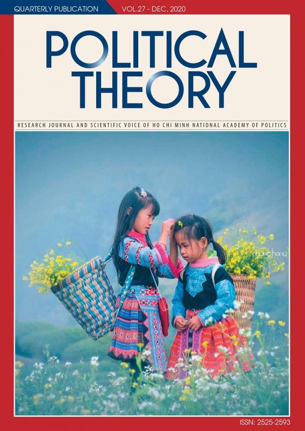 Political Theory Journal Vol.27 - Dec, 2020