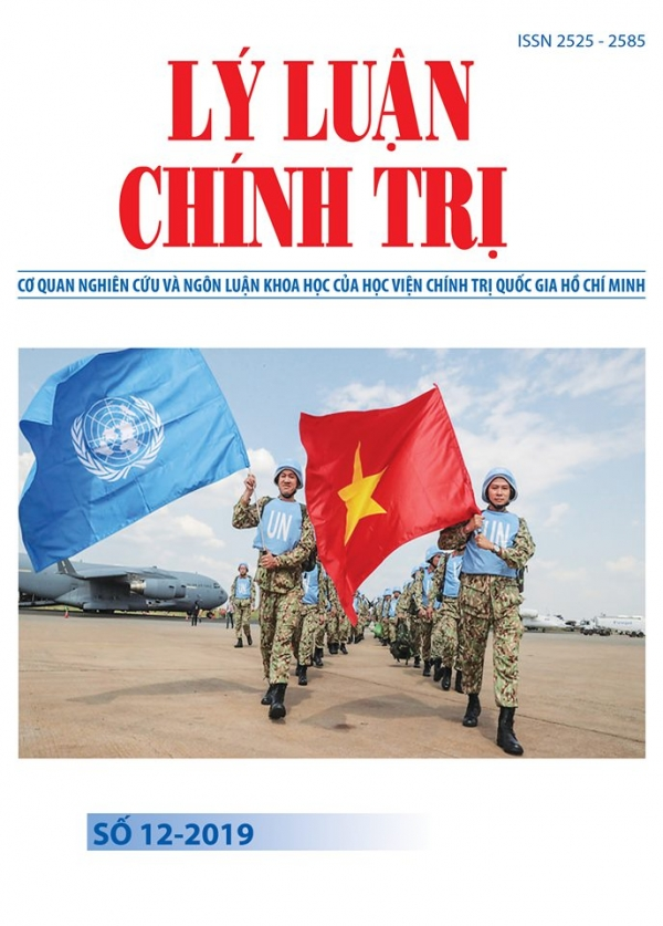 Political Theory Journal (Vietnamese Version) Issue No 12-2019