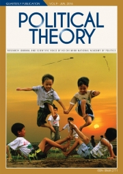 Political Theory Journal Vol 9, June, 2016