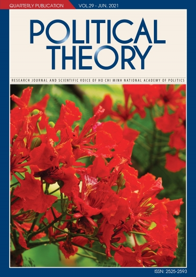 Political Theory Journal Vol.29 - June, 2021