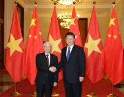 Vietnam - China relations in the new context