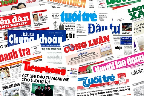 Mass media with the development of social trust in Central Vietnam
