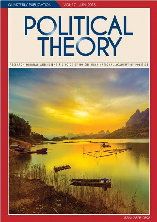 Political Theory Journal Vol.17 - Jun, 2018