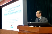 Vietnam - Japan cooperation Achievements in training of leaders and managers at HCMA