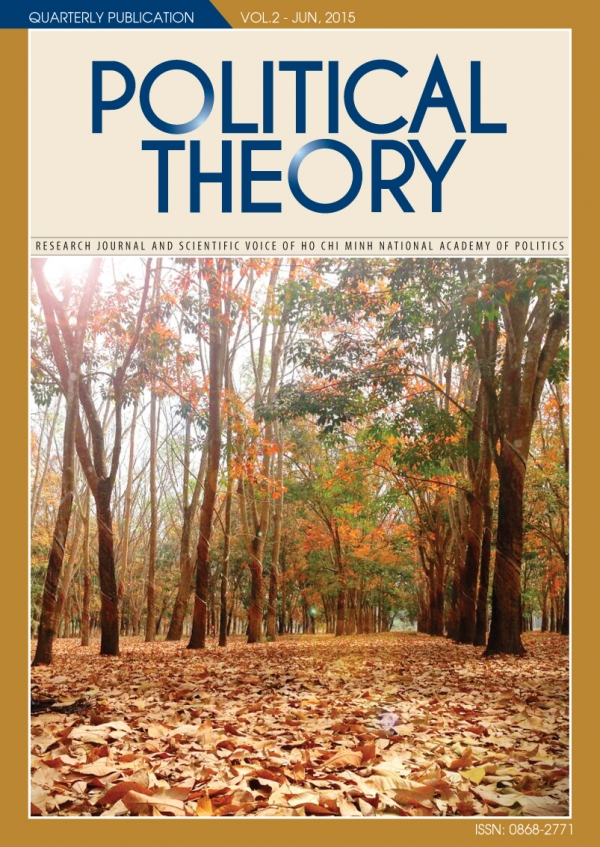 Political Theory Journal Vol2, JUN 2015