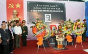 Party General Secretary Ha Huy Tap: An excellent leader of the Party and nation and a celebrity of Ha Tinh