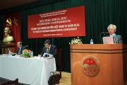 "Scientific seminar ""Human right achievements of Vietnam over 70 years"""