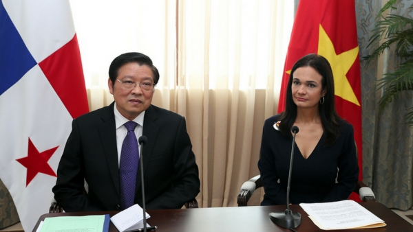 45 years of friendship Panama and Vietnam historical relations