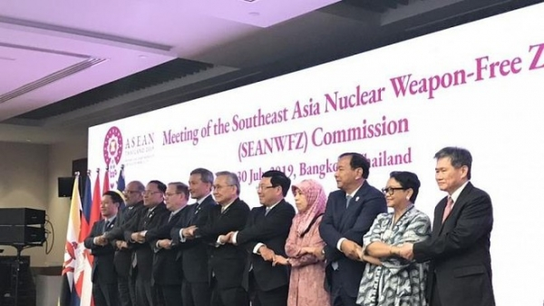 Recommendations for Vietnam to participate in Asean security mechanisms