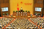 The 2013 Constitution and 12th Party's Congress Documents  on the control of state power