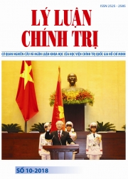 Political Theory Journal (Vietnamese Version) Issue No 10-2018