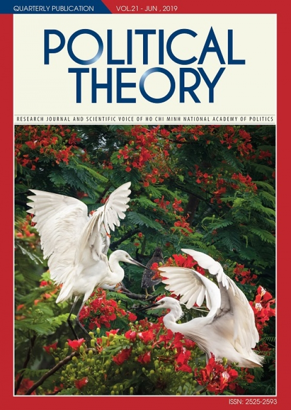 Political Theory Journal Vol.21 - Jun, 2019