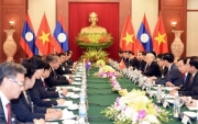 Solutions to ensure political security in the Vietnam - Laos border area in Dien Bien province