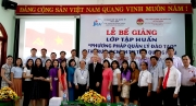 Building outcome standards for training programs in Ho Chi Minh National Academy of Politics