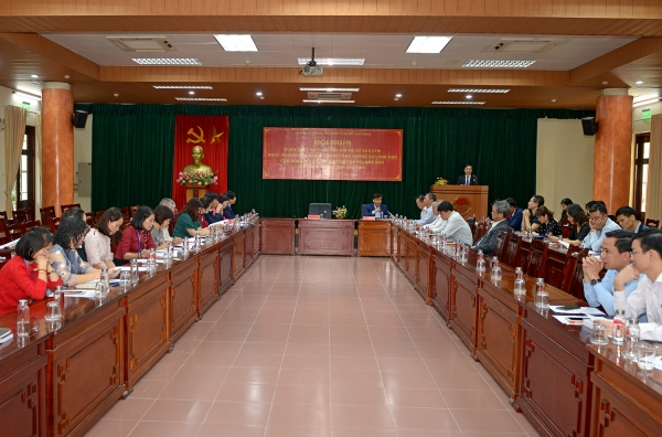 Conference to thoroughly grasp Directive No. 43-CT/TW of the Secretariat on strengthening the Party's leadership in activities of the Vietnam Journalists Association in the new situation