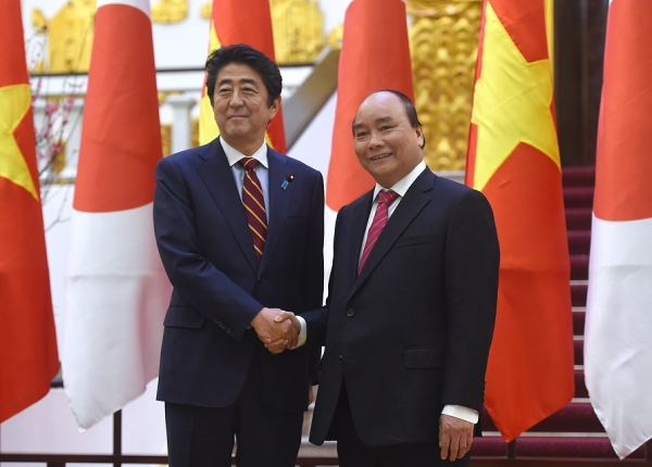Vietnam - Japan relations: solid foundation for a new vision of development