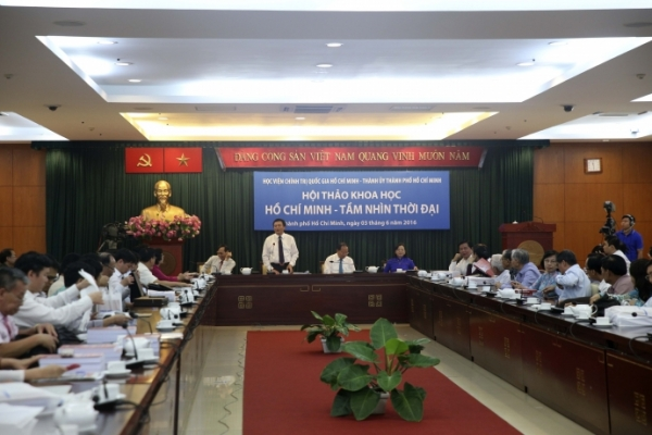 Ho Chi Minh - A statesman of great vision