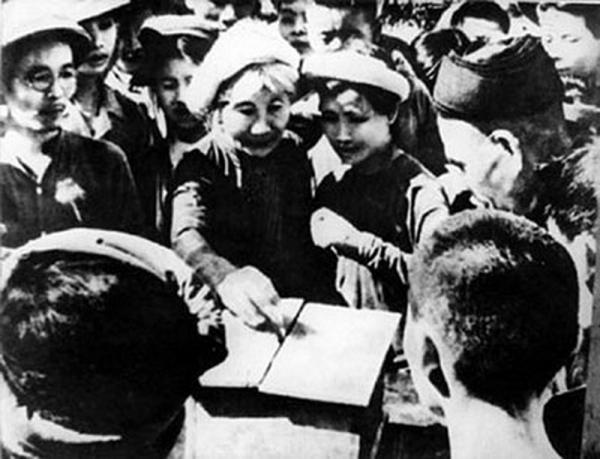 Ho Chi Minh's will in building the Democratic Republic in Vietnam via General Election 1946