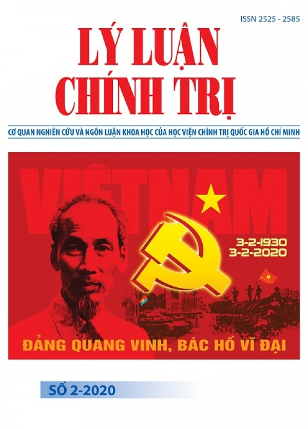 Political Theory Journal (Vietnamese Version) Issue No 2-2020