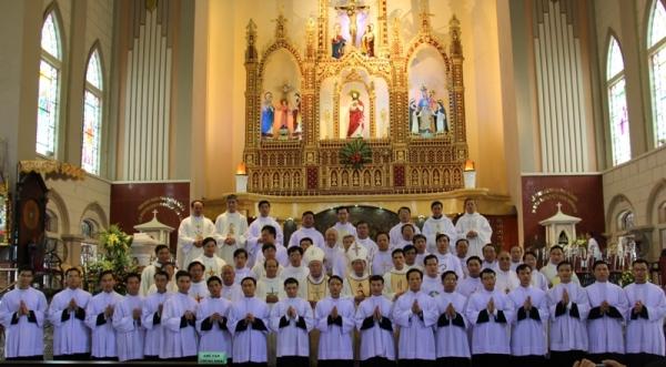 The development of Protestantism in Vietnam