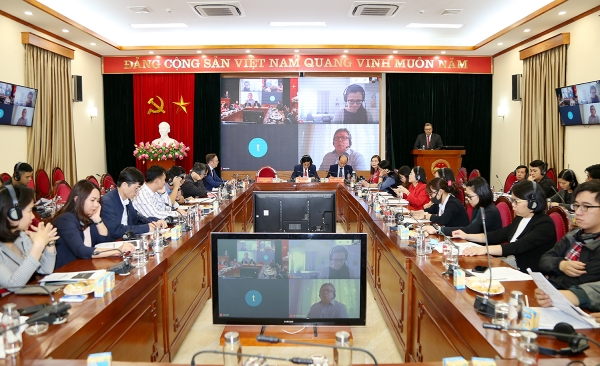 """Scientific webinar """"E-government in national and local governance: Finnish experiences and policy implications for Vietnam"""""""