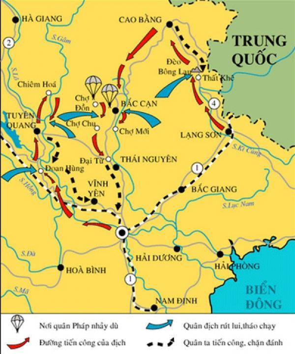 Chiến thắng Việt Bắc Thu - Đông 1947: bước ngoặt của cuộc kháng chiến chống thực dân Pháp