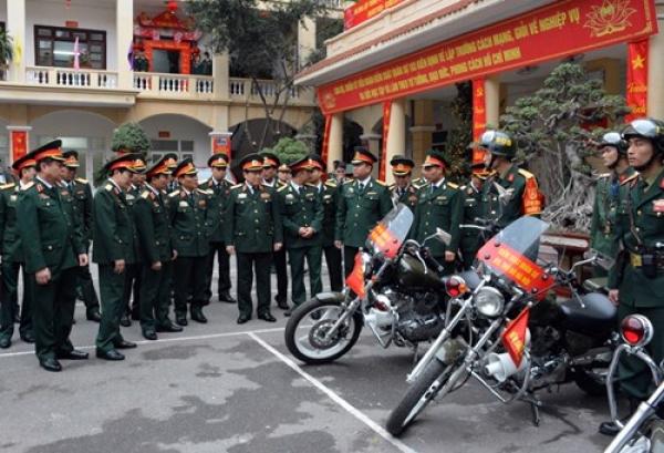 Yêu cầu về phẩm chất, năng lực công tác của đội ngũ cán bộ kiểm tra trong quân đội hiện nay