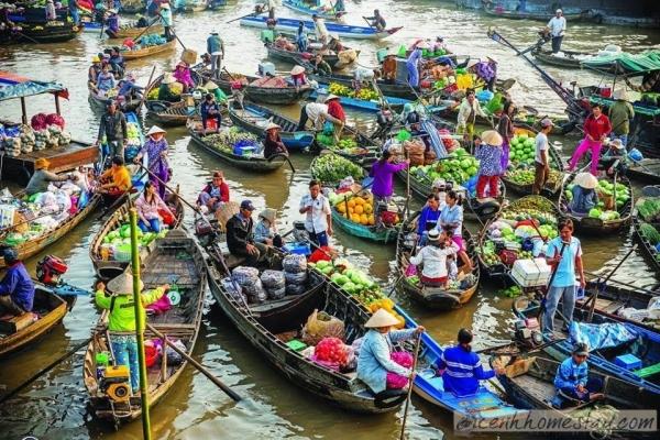 Thực trạng và giải pháp phát triển du lịch thành phố Cần Thơ