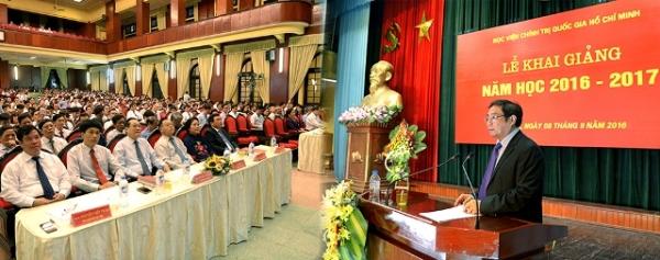 Phát triển đội ngũ giảng viên Học viện đáp ứng yêu cầu hội nhập quốc tế