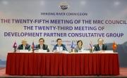 Ủy hội sông Mê Công - Thực tiễn và triển vọng