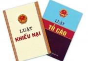 Thực hiện pháp luật khiếu nại, tố cáo góp phần kiểm soát quyền hành pháp ở Việt Nam