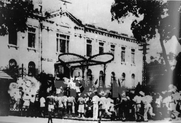 Những quyết sách quan trọng  tại Hội nghị cán bộ toàn quốc của Đảng (13-15/8/1945)