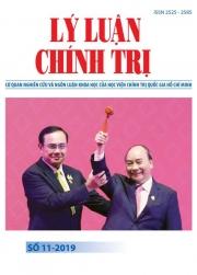 Tạp chí Lý luận chính trị số 11 - 2019