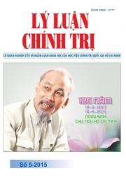 Tạp chí Lý luận chính trị số 5 - 2015