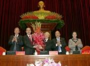 Kết quả bầu Bộ Chính trị, Tổng Bí thư, Ban Bí thư Trung ương Đảng, Ủy ban Kiểm tra Trung ương và Chủ nhiệm Ủy ban Kiểm tra Trung ương khóa XII