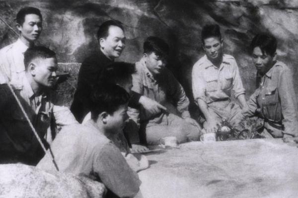 Chiến thắng Điện Biên Phủ - biểu tượng sức mạnh dân tộc Việt Nam thời đại Hồ Chí Minh