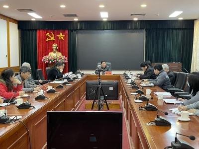 Hội nghị Hội đồng Biên tập Tạp chí Lý luận chính trị