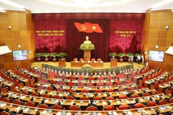 Quan điểm và những giải pháp mới về xây dựng Đảng trong Văn kiện Đại hội XII