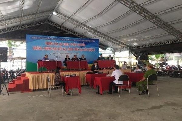 Tiếp cận công lý của phụ nữ bị bạo lực gia đình ở Việt Nam hiện nay - Một số rào cản chính và gợi mở về giải pháp