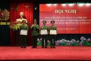 Nâng cao năng lực lãnh đạo và sức chiến đấu của Đảng bộ Tổng cục Cảnh sát, Bộ Công an hiện nay
