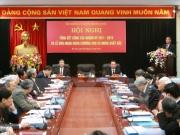 Hội đồng Lý luận Trung ương Tổng kết hoạt động nhiệm kỳ 2011- 2015, triển khai nhiệm vụ nhiệm kỳ 2016-2020